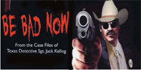 Be Bad Now book cover by W. Hock Hochheim